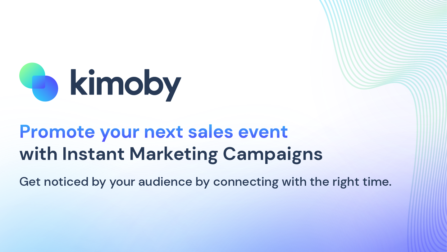 Introduction to Instant Marketing Campaigns